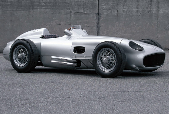 Mercedes-Benz W196, Powerball