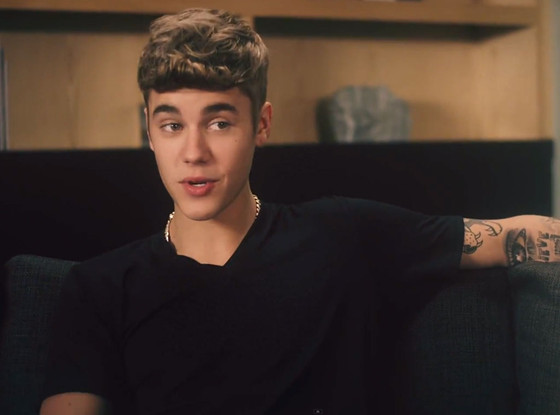 Justin Bieber in Madison Beer Music Video