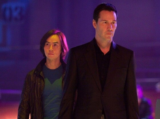 Man of Tai Chi, Keanu Reeves, Tiger Hu Chen