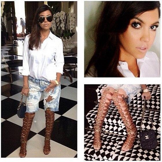 Strange Khloe Kardashian Odom Teases Kourtney Kardashian Over So Lesbian Hairstyles For Women Draintrainus