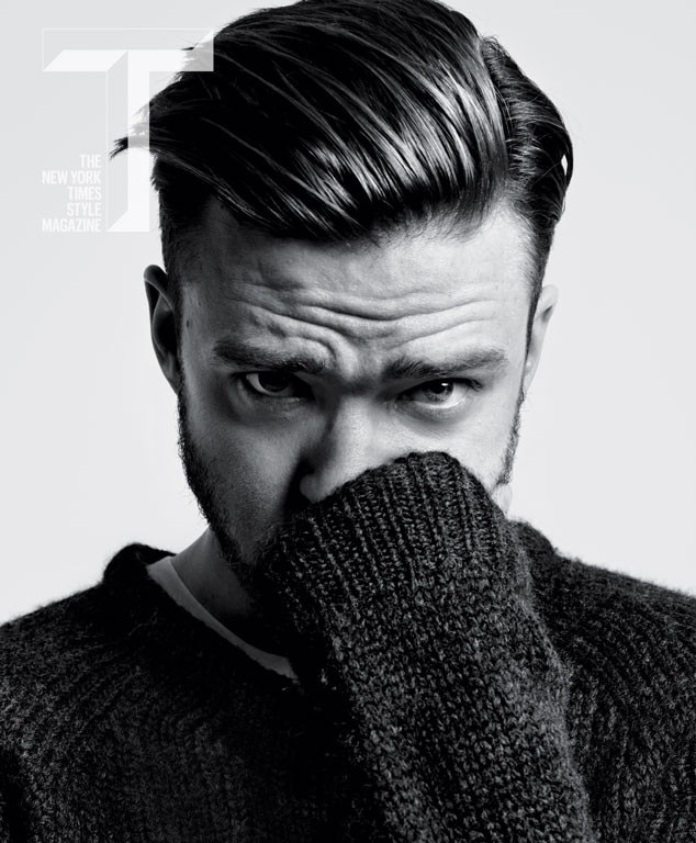 Justin Timberlake, T The New York Times Style Magazine