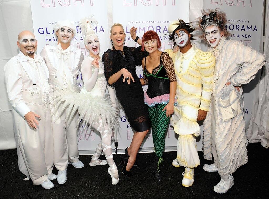 Sharon Stone, Cirque du Soleil