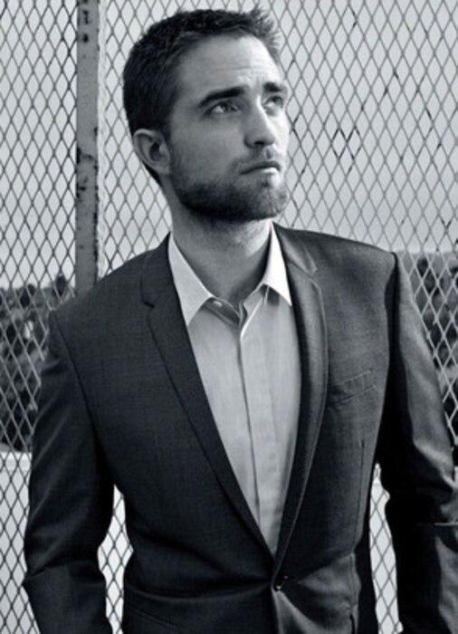 Robert Pattinson, Harper's Bazaar Arabia