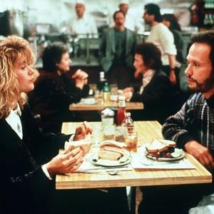 Billy Crystal, Meg Ryan, When Harry Met Sally