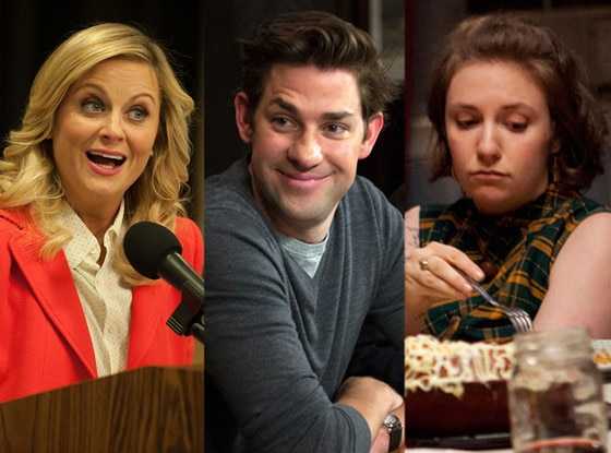 Emmys, Parks and Recreation, The Office, Girls