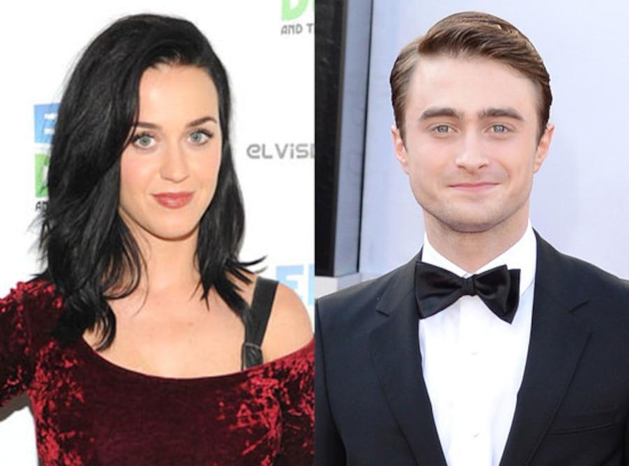 Katy Perry, Daniel Radcliffe
