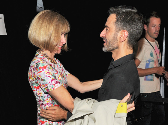Anna Wintour, Marc Jacobs