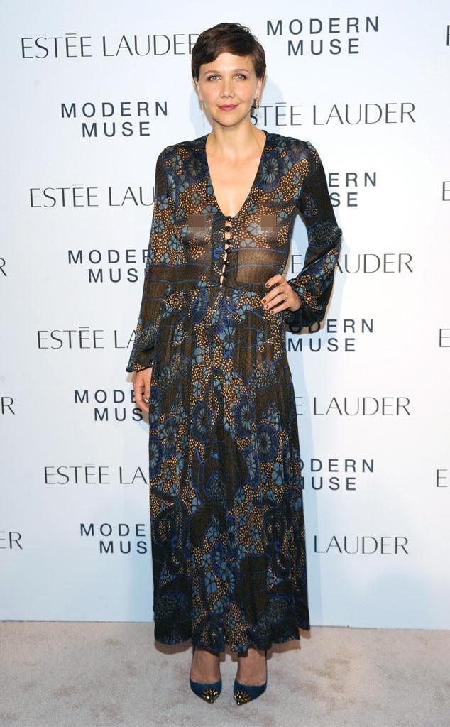Maggie Gyllenhaal, Nip Slip, Wardrobe Malfunction