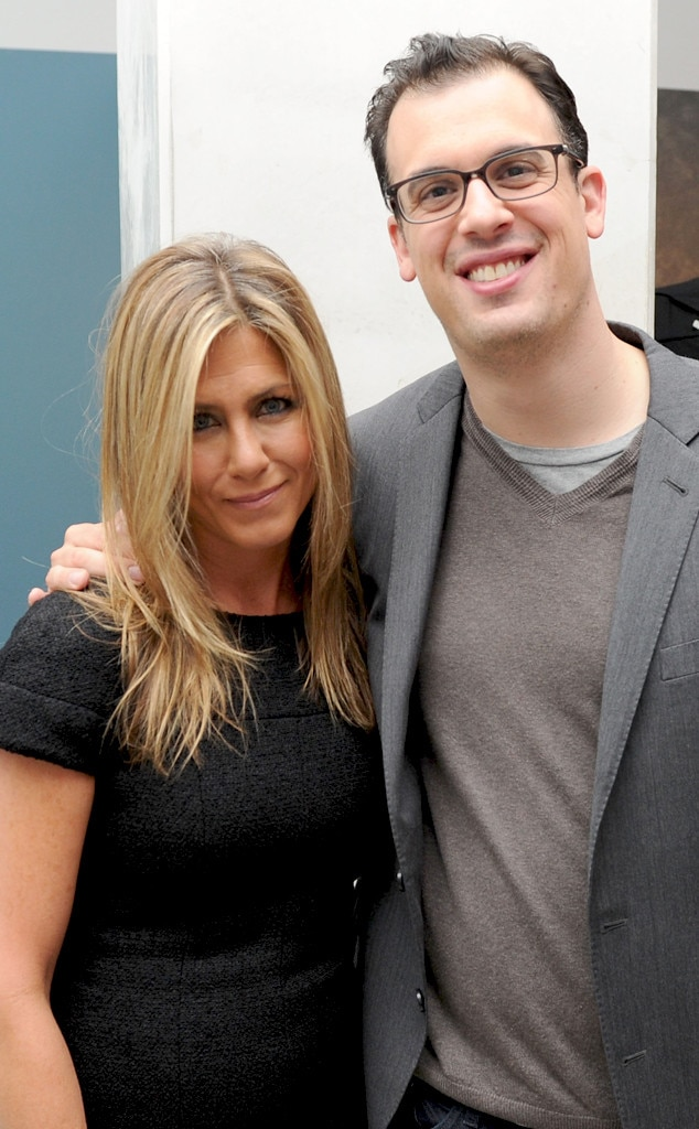 Jennifer Aniston, Daniel Schechter