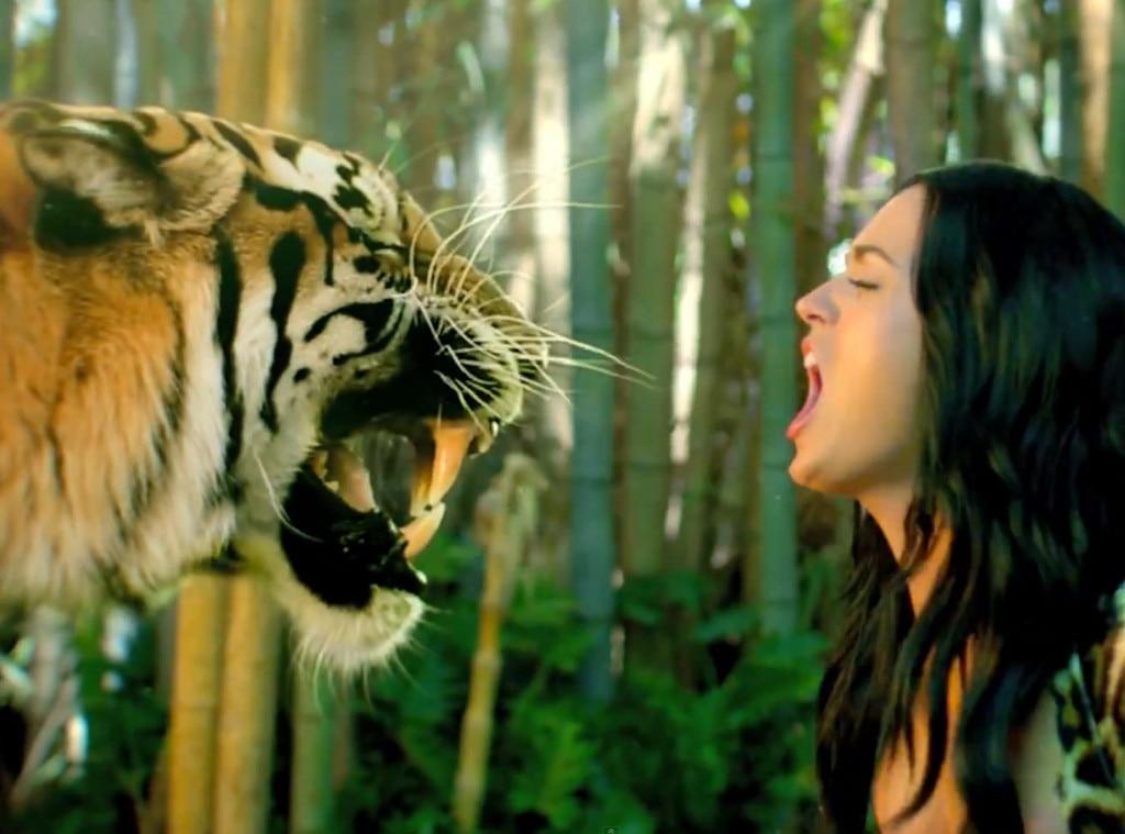 Katy Perry, Roar Video