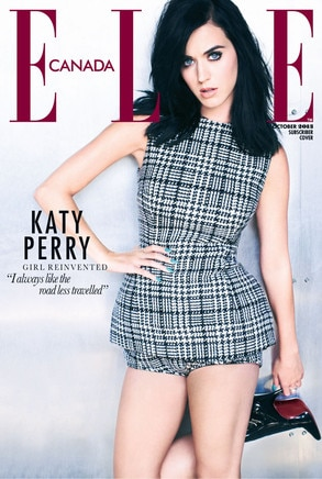 Elle Canada, Katy Perry