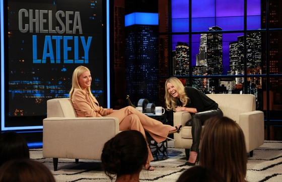 Gwyneth Paltrow, Chelsea Lately