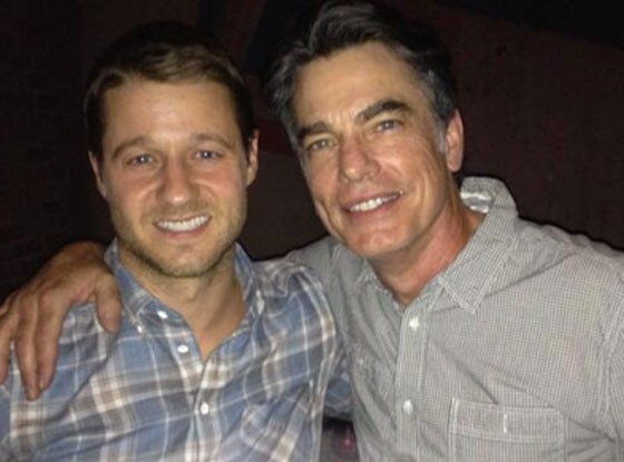 Peter Gallagher, Ben McKenzie