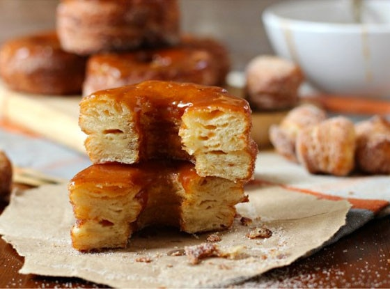 Pumpkin Spice Cronut, E! Loves