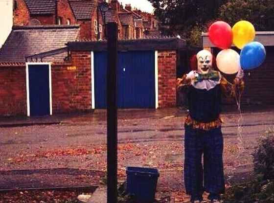 Northhampton Clown, E! Loves