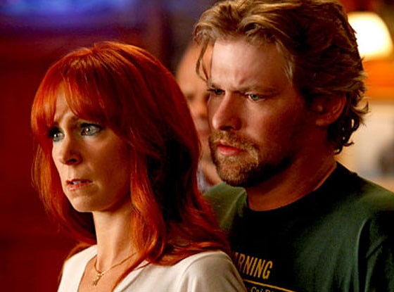 Carrie Preston, Todd Lowe, True Blood