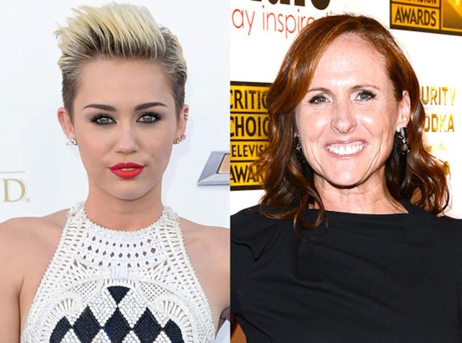 Miley Cyrus, Molly Shannon
