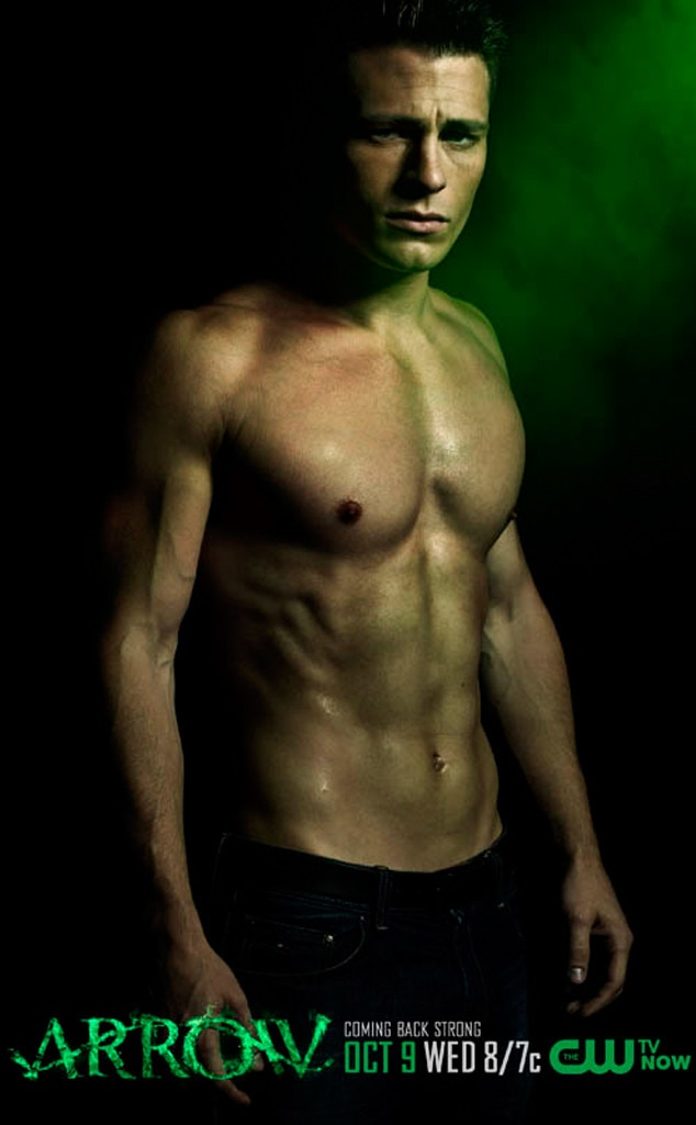 Colton Hayes, Arrow