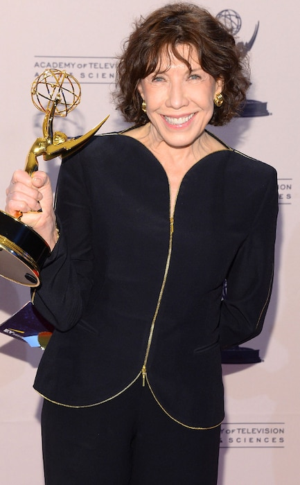 Lily Tomlin, Creative Arts Emmys