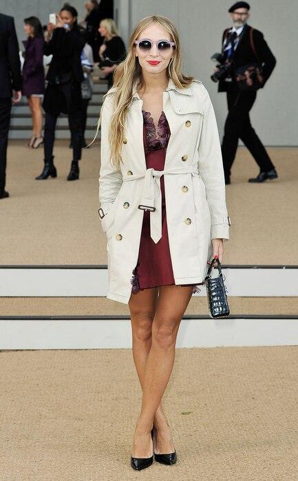 Harley Viera Newton, London Fashion Week