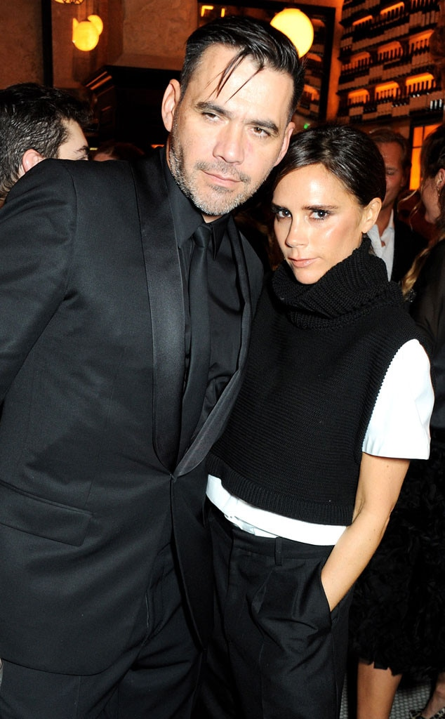 Roland Mouret, Victoria Beckham, London Fashion Week