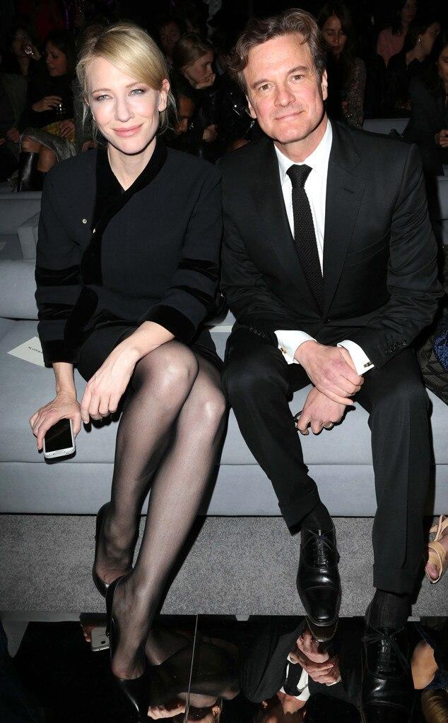 Cate Blanchett, Colin Firth