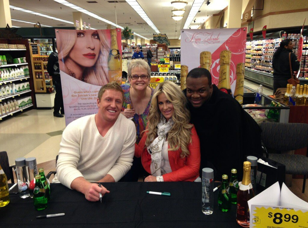Kim Zolciak Bierman, Twitter