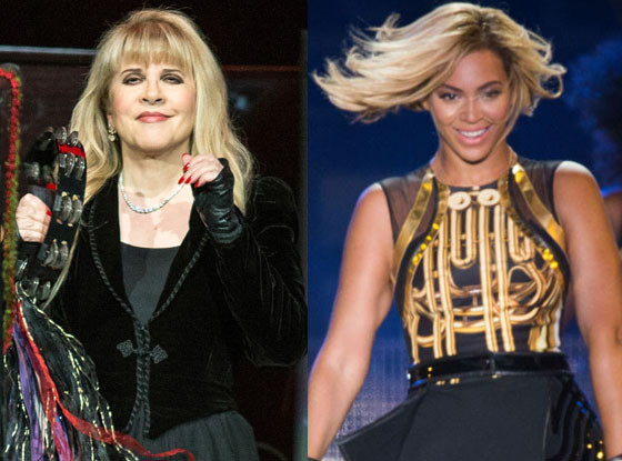 Stevie Nicks, Beyonce