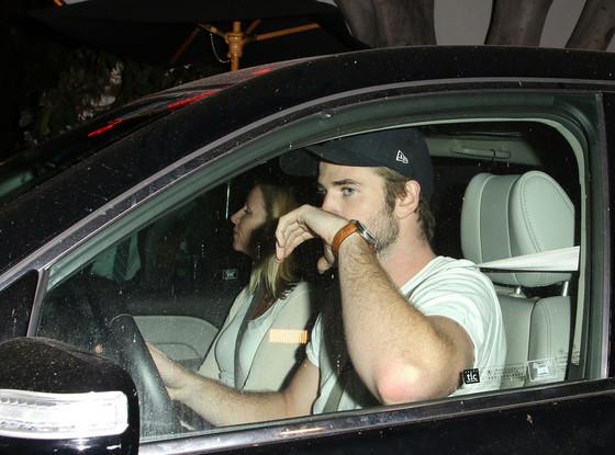 Liam Hemsworth, Leonie Hemsworth