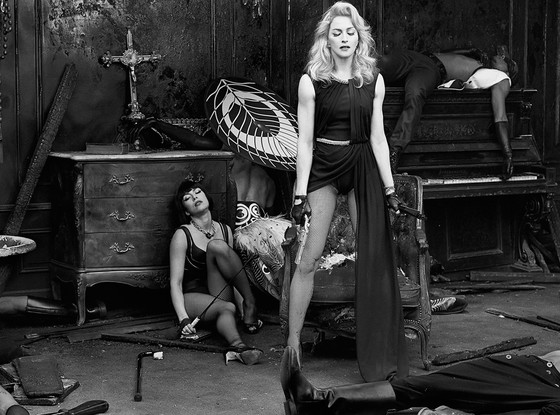 Madonna, secretprojectrevolution