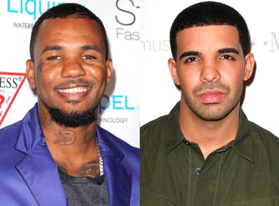 Drake, The Game, Jayceon Terrell Taylor