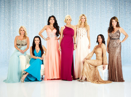 THE REAL HOUSEWIVES OF BEVERLY HILLS Cast, RHOBH, Kim Richards, Kyle Richards, Joyce Giraud de Ohoven, Yolanda Foster, Brandi Glanville
