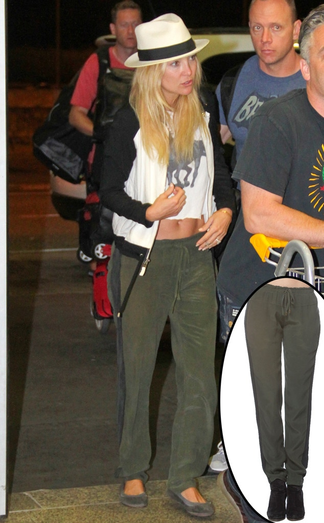 Kate Hudson, Gypsy05 pants