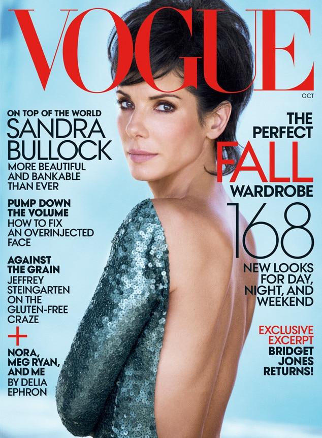 Sandra Bullock, Vogue