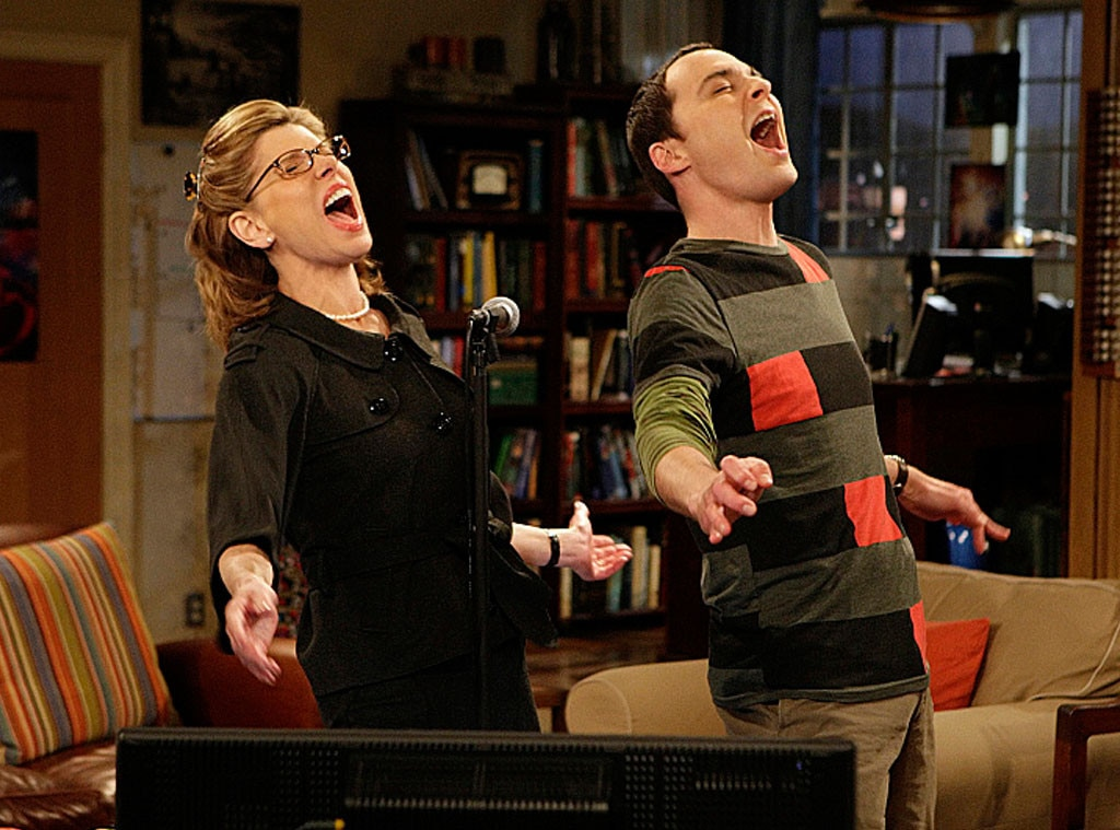 Big Bang Theory Guest Stars, Christine Baranski