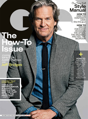Jeff Bridges, GQ