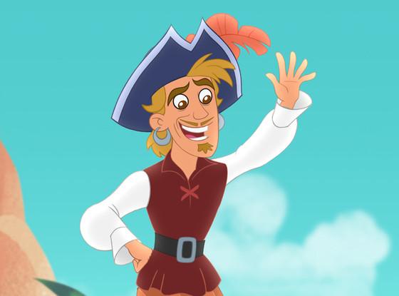 Josh Duhamel, Jake and the Neverland Pirates