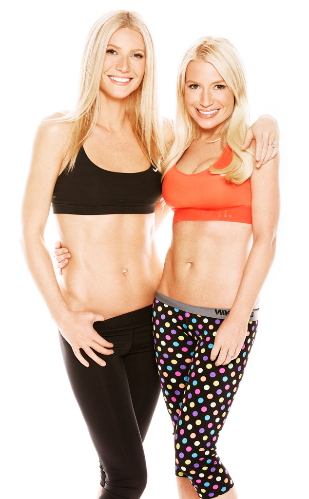 Tracy Anderson, Gwyneth Paltrow