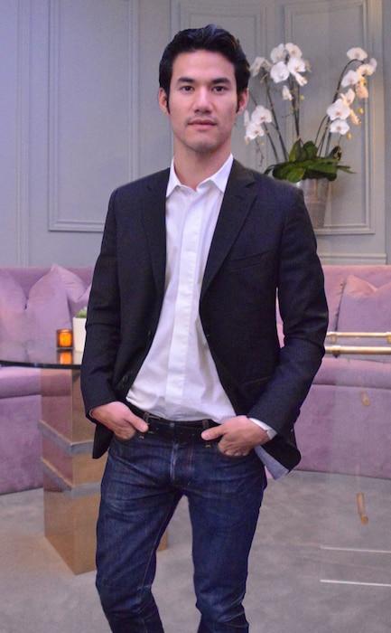 Joseph Altuzarra, Audi Green Room, Emmy Awards