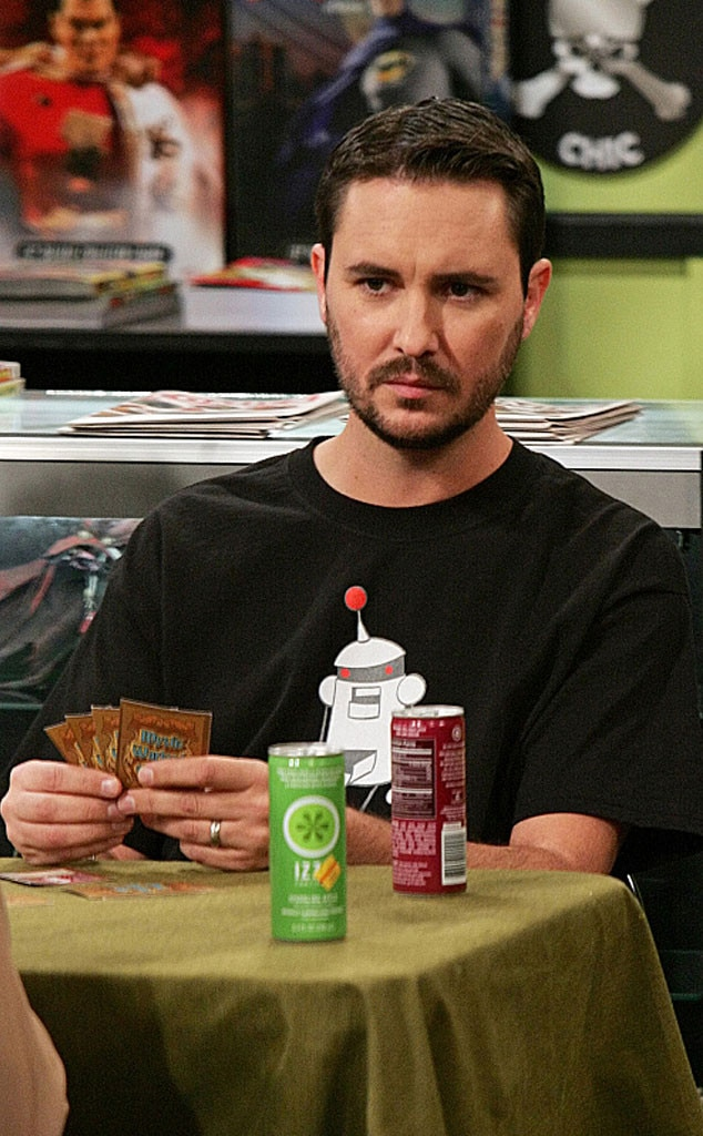 Big Bang Theory Guest Stars, Wil Wheaton