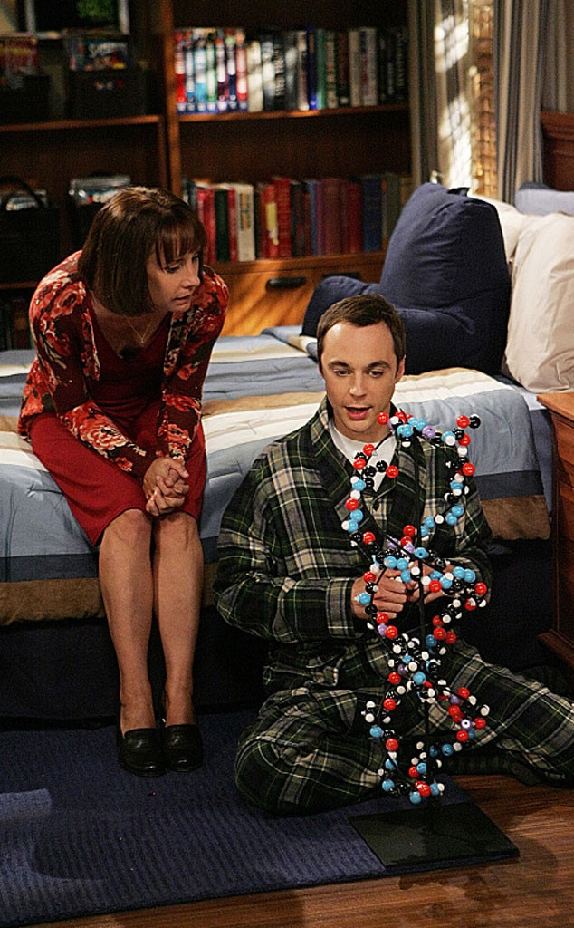 Big Bang Theory Guest Stars, Laurie Metcalf