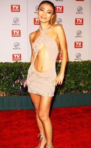 Bai Ling, Emmys Worst Dressed