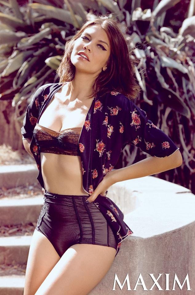 Lauren Cohan, Maxim