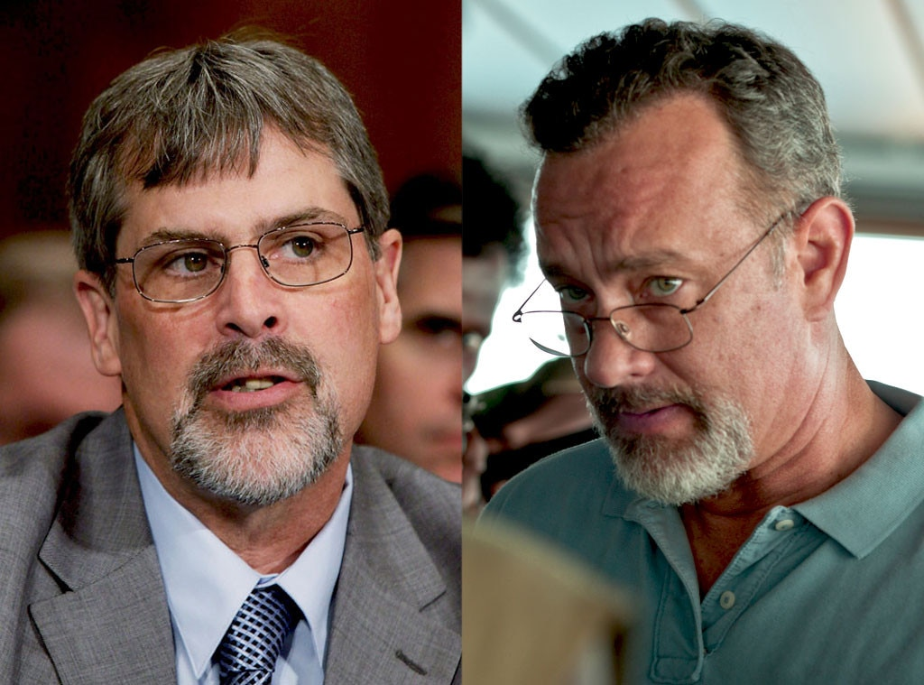 Capt. Richard Phillips, Tom Hanks