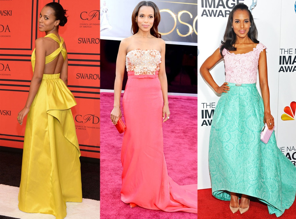 Kerry Washington, Perfect Style