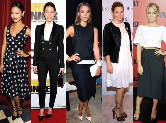 Black and White Trend, B & W