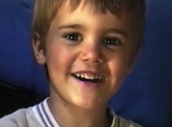 justin bieber throwback watch the singer talk finances when he was just 6 years old e news. Black Bedroom Furniture Sets. Home Design Ideas