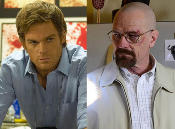 Dexter, Breaking Bad