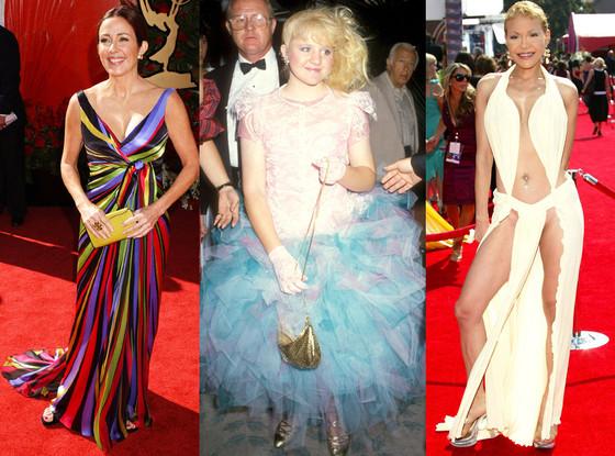 Worst Dressed Emmys