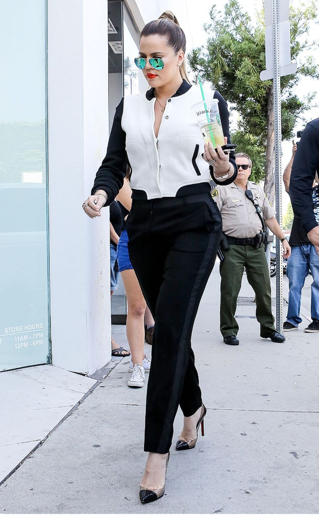 Dash To Dash From Khloe Kardashianu0026#39;s Best Looks